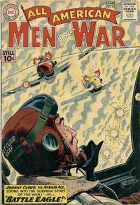 Cover Thumbnail for All-American Men of War (DC, 1953 series) #85