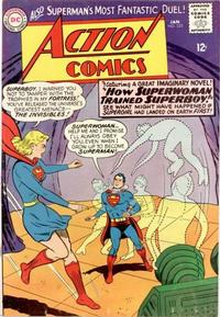 Cover Thumbnail for Action Comics (DC, 1938 series) #332