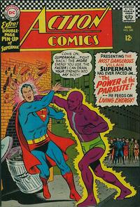 Cover Thumbnail for Action Comics (DC, 1938 series) #340