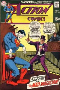 Cover Thumbnail for Action Comics (DC, 1938 series) #382