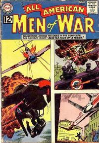 Cover Thumbnail for All-American Men of War (DC, 1953 series) #91