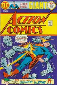 Cover Thumbnail for Action Comics (DC, 1938 series) #449