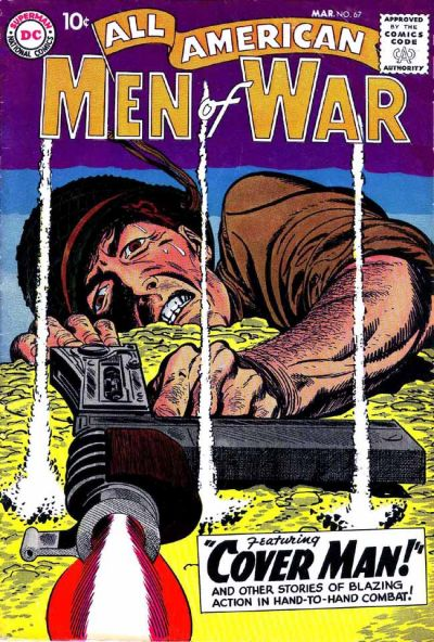 Cover for All-American Men of War (DC, 1953 series) #67