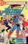 Cover Thumbnail for Action Comics (1938 series) #512 [Newsstand Variant]