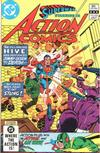 Cover Thumbnail for Action Comics (1938 series) #533 [Direct]