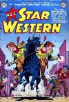 Cover for All Star Western (DC, 1951 series) #73