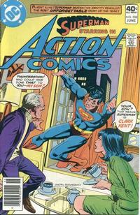 Cover Thumbnail for Action Comics (DC, 1938 series) #508