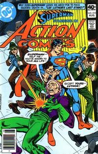 Cover Thumbnail for Action Comics (DC, 1938 series) #510