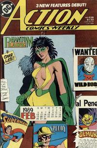 Cover Thumbnail for Action Comics Weekly (DC, 1988 series) #636