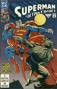 Cover Thumbnail for Action Comics (DC, 1938 series) #683 [Direct]