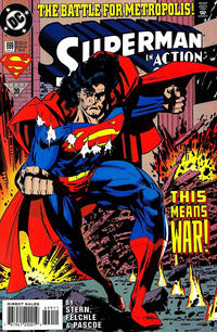 Cover Thumbnail for Action Comics (DC, 1938 series) #699