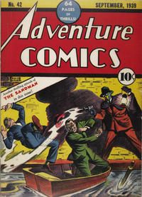Cover Thumbnail for Adventure Comics (DC, 1938 series) #42