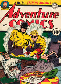 Cover Thumbnail for Adventure Comics (DC, 1938 series) #74