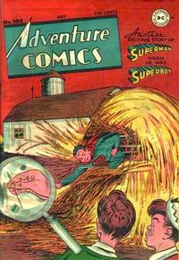 Cover Thumbnail for Adventure Comics (DC, 1938 series) #104