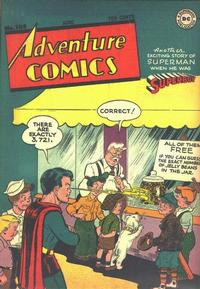 Cover Thumbnail for Adventure Comics (DC, 1938 series) #105