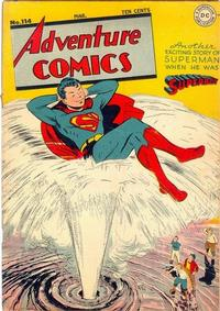Cover Thumbnail for Adventure Comics (DC, 1938 series) #114