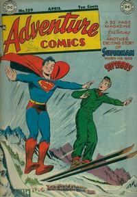 Cover Thumbnail for Adventure Comics (DC, 1938 series) #139