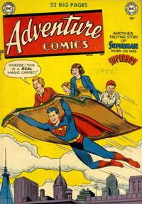 Cover Thumbnail for Adventure Comics (DC, 1938 series) #156