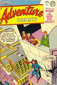 Cover for Adventure Comics (1938 series) #182