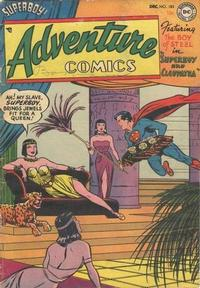Cover Thumbnail for Adventure Comics (DC, 1938 series) #183