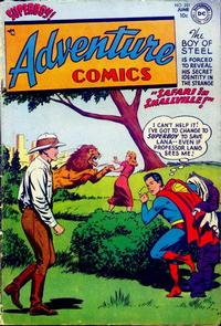 Cover Thumbnail for Adventure Comics (DC, 1938 series) #201