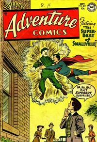 Cover Thumbnail for Adventure Comics (DC, 1938 series) #204