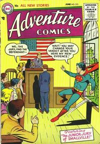 Cover for Adventure Comics (1938 series) #213