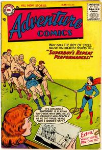 Cover Thumbnail for Adventure Comics (DC, 1938 series) #222