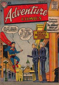 Cover Thumbnail for Adventure Comics (DC, 1938 series) #237