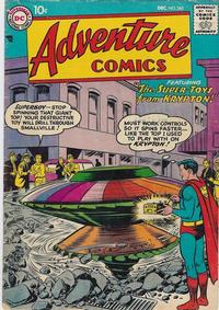 Cover Thumbnail for Adventure Comics (DC, 1938 series) #243