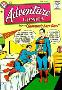 Cover Thumbnail for Adventure Comics (DC, 1938 series) #251