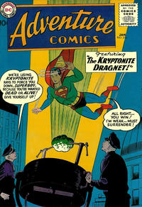 Cover for Adventure Comics (1938 series) #256