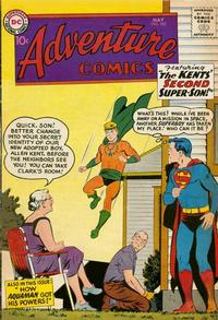 Cover Thumbnail for Adventure Comics (DC, 1938 series) #260