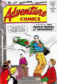 Cover Thumbnail for Adventure Comics (DC, 1938 series) #266
