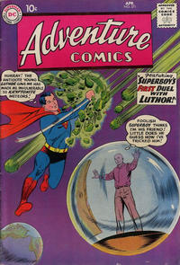 Cover Thumbnail for Adventure Comics (DC, 1938 series) #271
