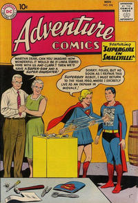 Cover Thumbnail for Adventure Comics (DC, 1938 series) #278