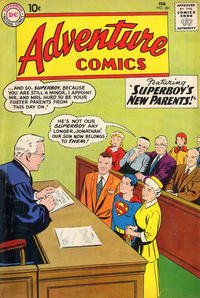 Cover Thumbnail for Adventure Comics (DC, 1938 series) #281