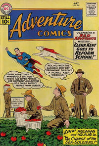 Cover Thumbnail for Adventure Comics (DC, 1938 series) #284