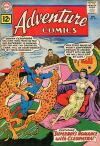 Cover Thumbnail for Adventure Comics (DC, 1938 series) #291