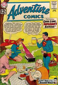 Cover Thumbnail for Adventure Comics (DC, 1938 series) #297