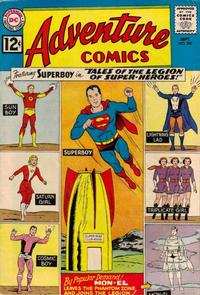 Cover Thumbnail for Adventure Comics (DC, 1938 series) #300