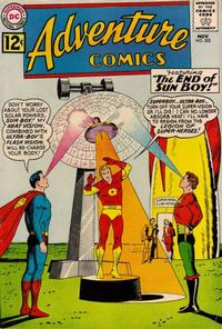 Cover Thumbnail for Adventure Comics (DC, 1938 series) #302