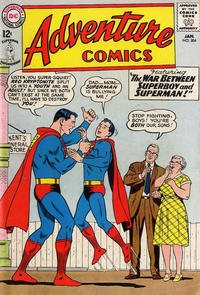 Cover Thumbnail for Adventure Comics (DC, 1938 series) #304