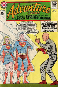 Cover Thumbnail for Adventure Comics (DC, 1938 series) #325