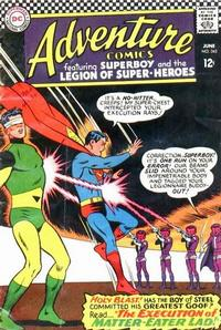 Cover Thumbnail for Adventure Comics (DC, 1938 series) #345