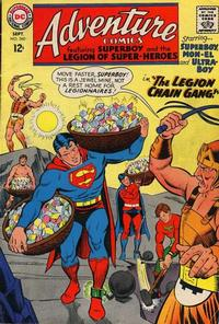 Cover Thumbnail for Adventure Comics (DC, 1938 series) #360