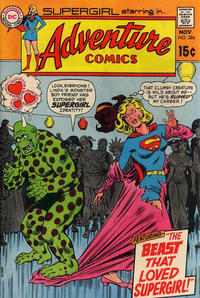 Cover Thumbnail for Adventure Comics (DC, 1938 series) #386