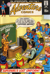 Cover for Adventure Comics (DC, 1938 series) #392