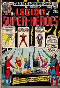Cover Thumbnail for Adventure Comics (DC, 1938 series) #403