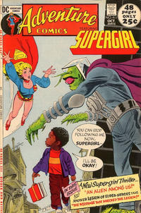 Cover Thumbnail for Adventure Comics (DC, 1938 series) #411